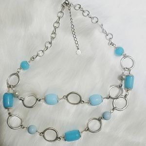 Liz Claiborne Layered Necklace